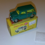 Atlas editions Dinky Collection Morris Mini Traveller Dinky 197 boxed vgc sold